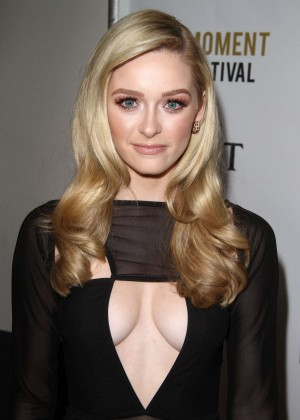 Greer Grammer - Moet And Chandon Celebrates 25 Years At The Golden Globes in West Hollywood