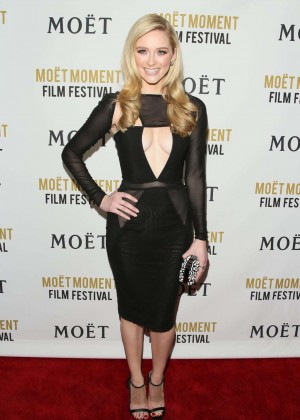 Greer Grammer: Moet And Chandon Celebrates 25 Years At The Golden Globes -03