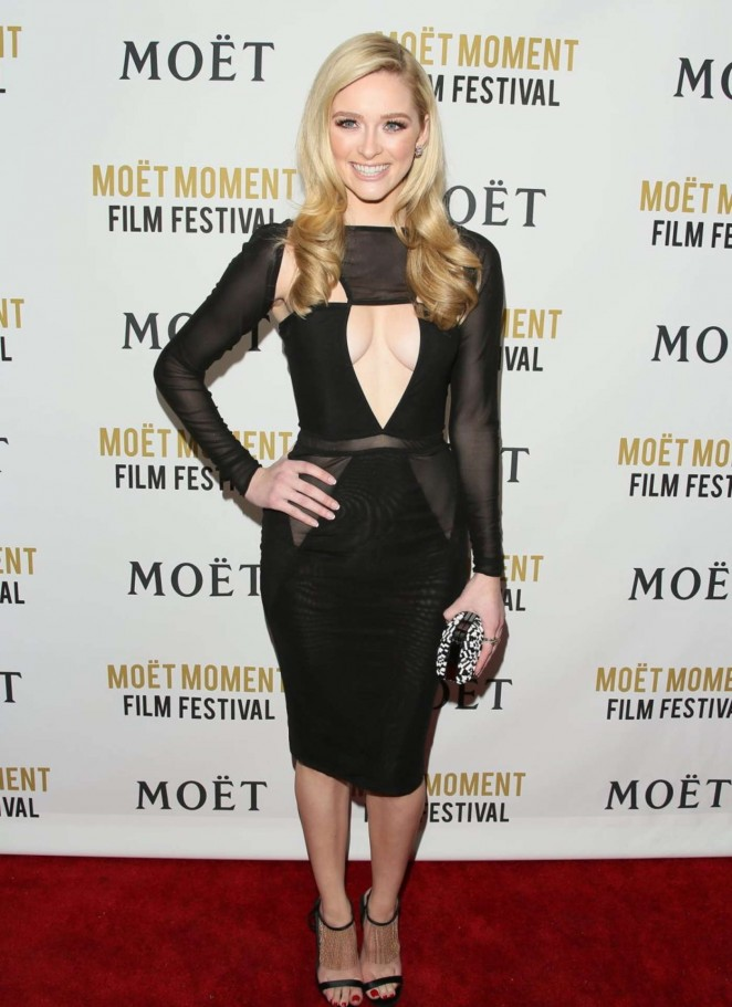 Greer Grammer 2016 : Greer Grammer: Moet And Chandon Celebrates 25 Years At The Golden Globes -03