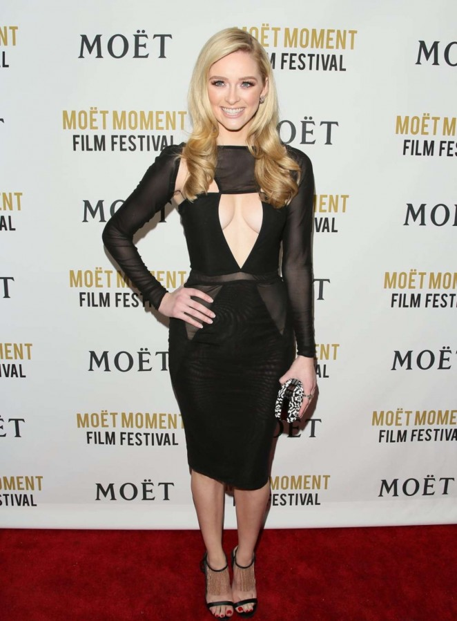 Greer Grammer 2016 : Greer Grammer: Moet And Chandon Celebrates 25 Years At The Golden Globes -06