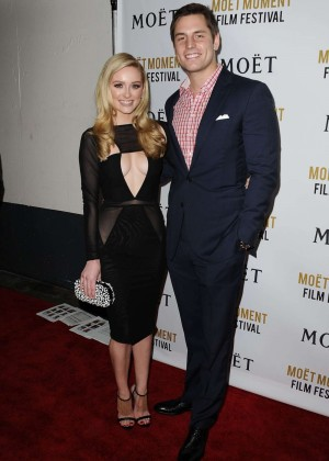 Greer Grammer: Moet And Chandon Celebrates 25 Years At The Golden Globes -07