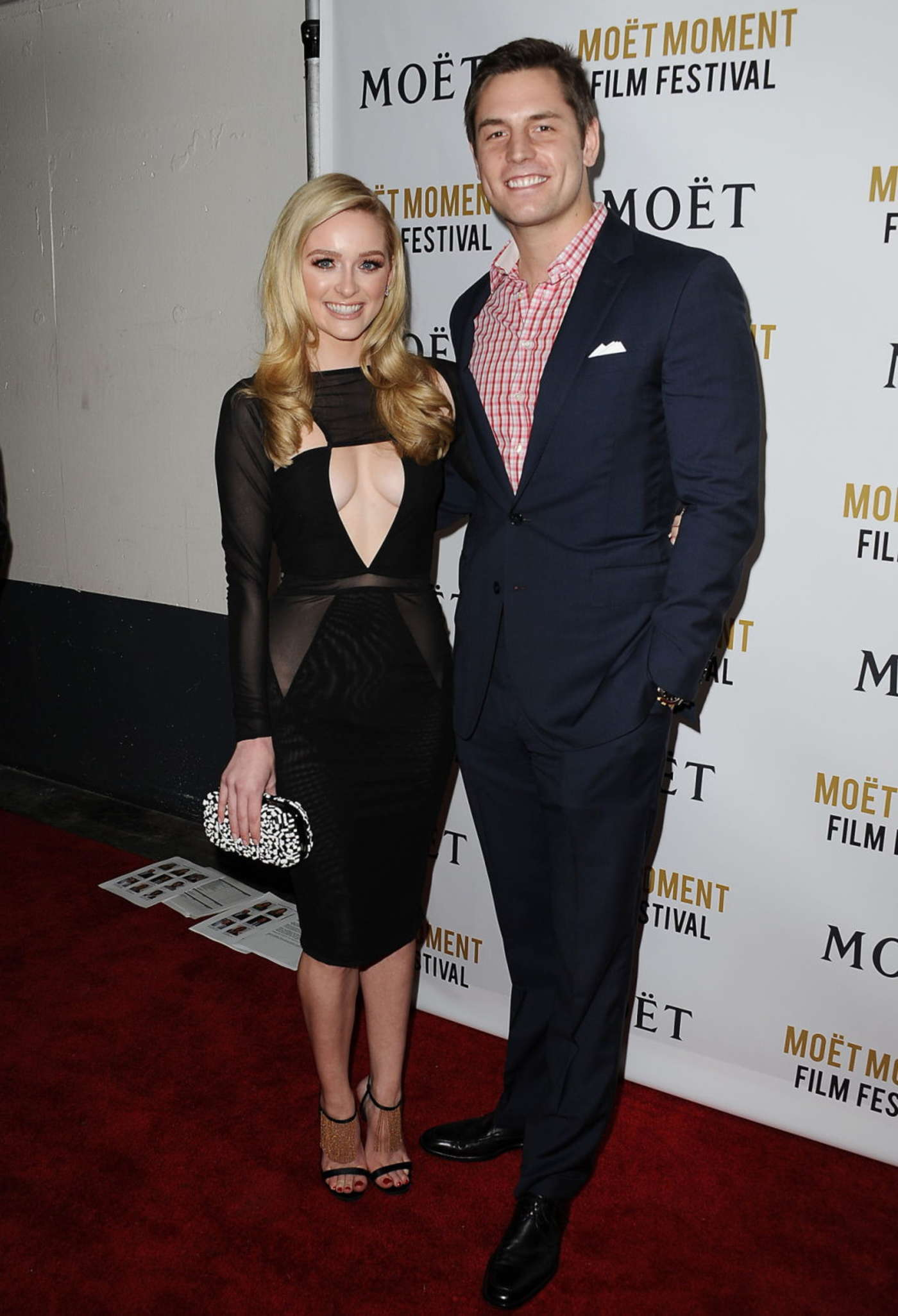 Greer Grammer 2016 : Greer Grammer: Moet And Chandon Celebrates 25 Years At The Golden Globes -07