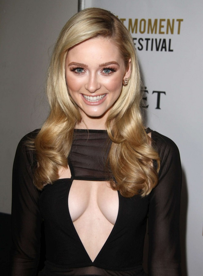 Greer Grammer 2016 : Greer Grammer: Moet And Chandon Celebrates 25 Years At The Golden Globes -10