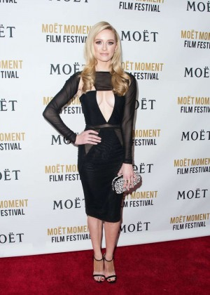 Greer Grammer: Moet And Chandon Celebrates 25 Years At The Golden Globes -13