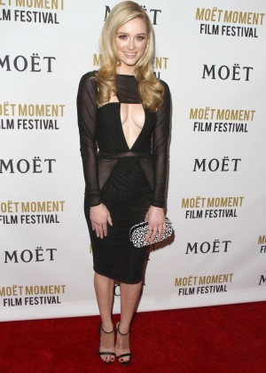 Greer Grammer: Moet And Chandon Celebrates 25 Years At The Golden Globes -14