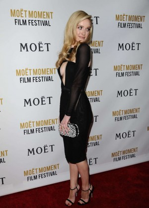 Greer Grammer: Moet And Chandon Celebrates 25 Years At The Golden Globes -15
