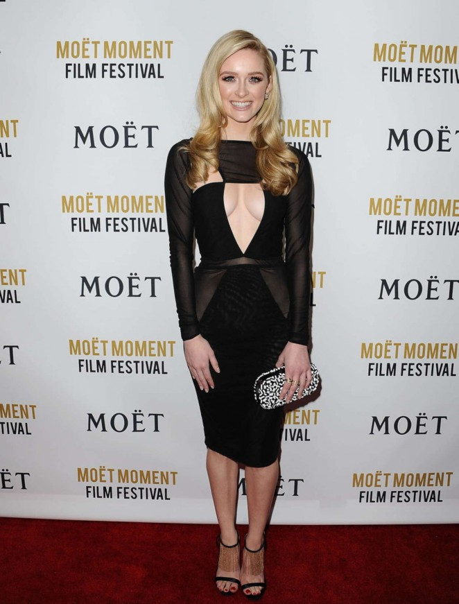 Greer Grammer 2016 : Greer Grammer: Moet And Chandon Celebrates 25 Years At The Golden Globes -16