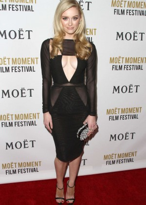 Greer Grammer: Moet And Chandon Celebrates 25 Years At The Golden Globes -17