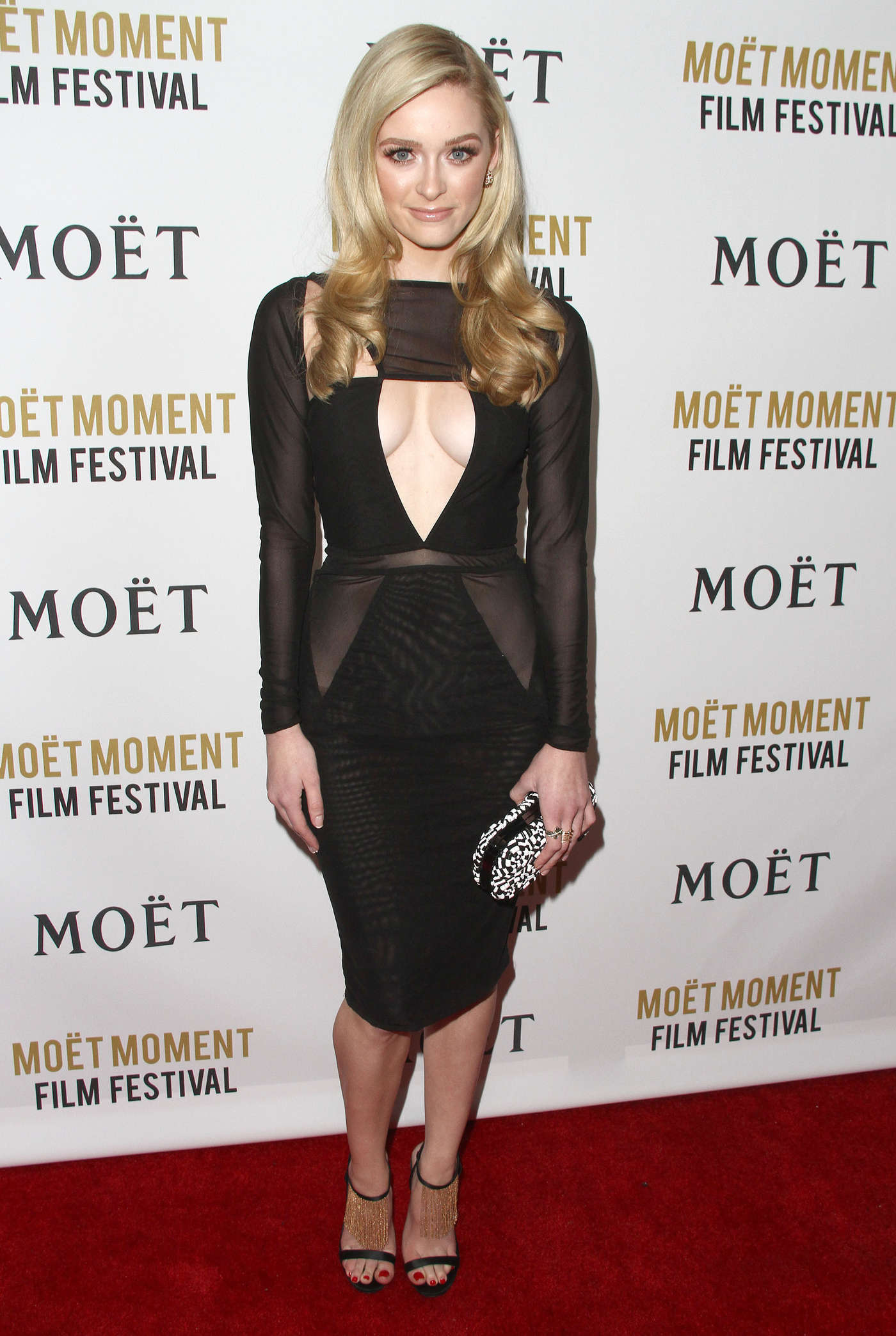 Greer Grammer 2016 : Greer Grammer: Moet And Chandon Celebrates 25 Years At The Golden Globes -17
