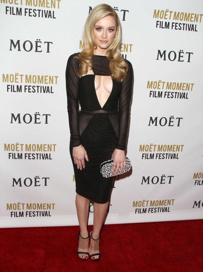 Greer Grammer 2016 : Greer Grammer: Moet And Chandon Celebrates 25 Years At The Golden Globes -19