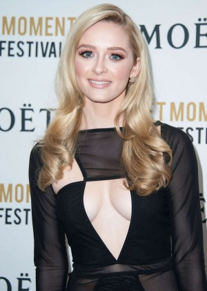 Greer Grammer: Moet And Chandon Celebrates 25 Years At The Golden Globes -21