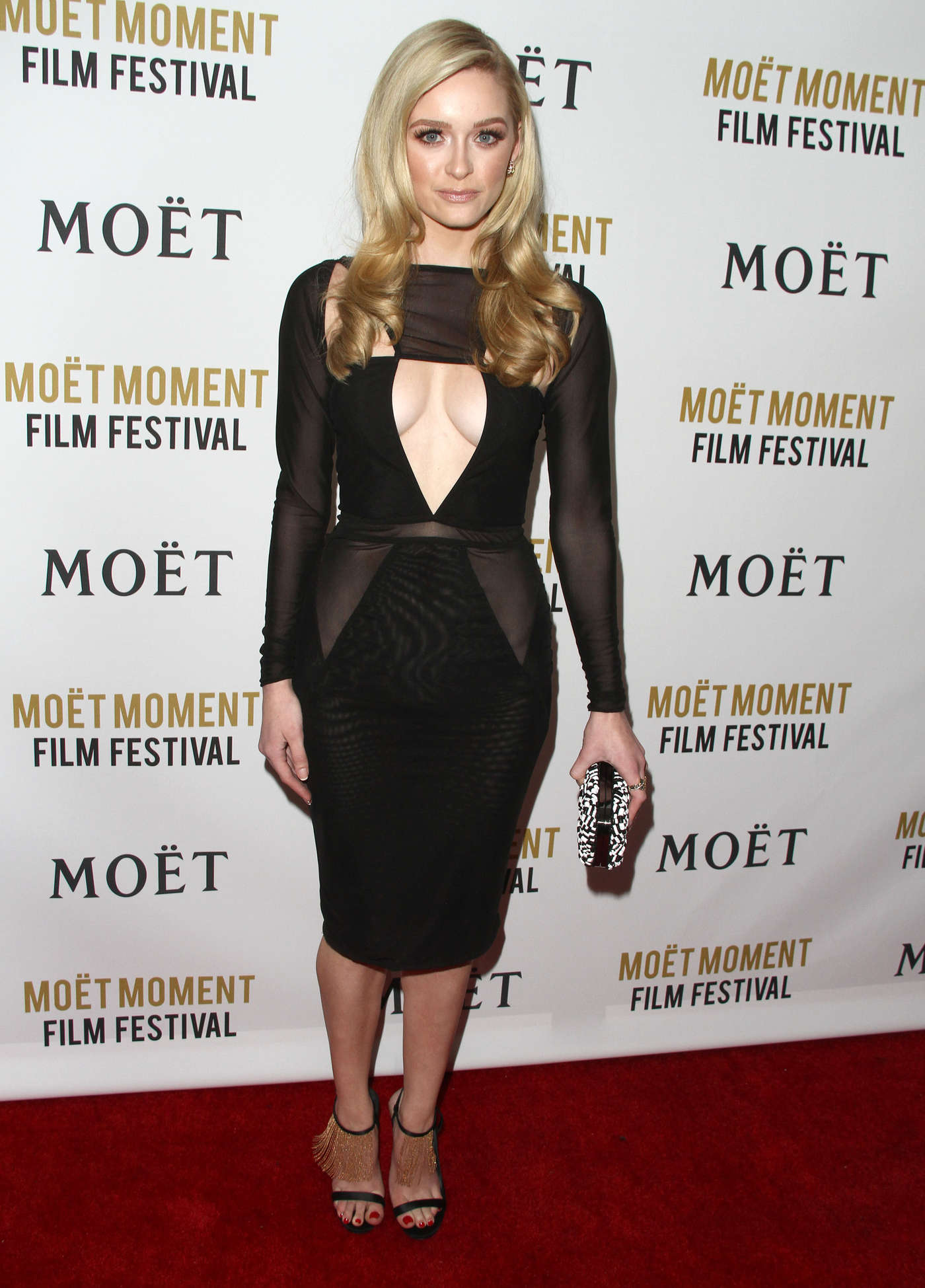 Greer Grammer 2016 : Greer Grammer: Moet And Chandon Celebrates 25 Years At The Golden Globes -22
