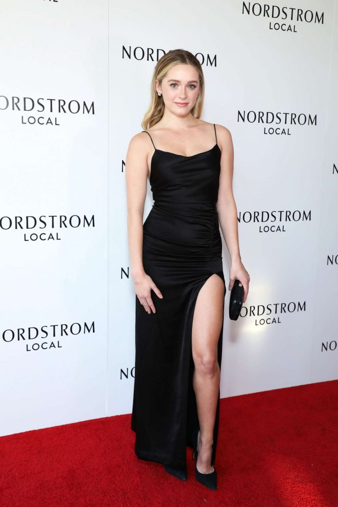 Greer Grammer – Nordstrom Oscar Party in Los Angeles