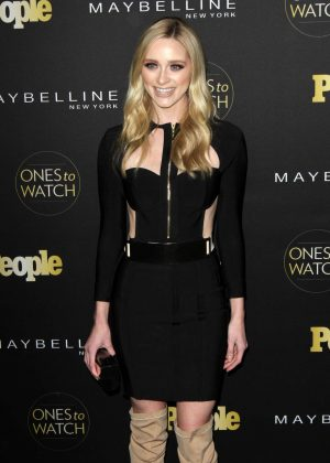 Greer Grammer - People's 'Ones to Watch' Event in Hollywood