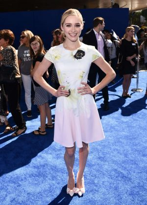 Greer Grammer - 'Storks' Premiere in Los Angeles