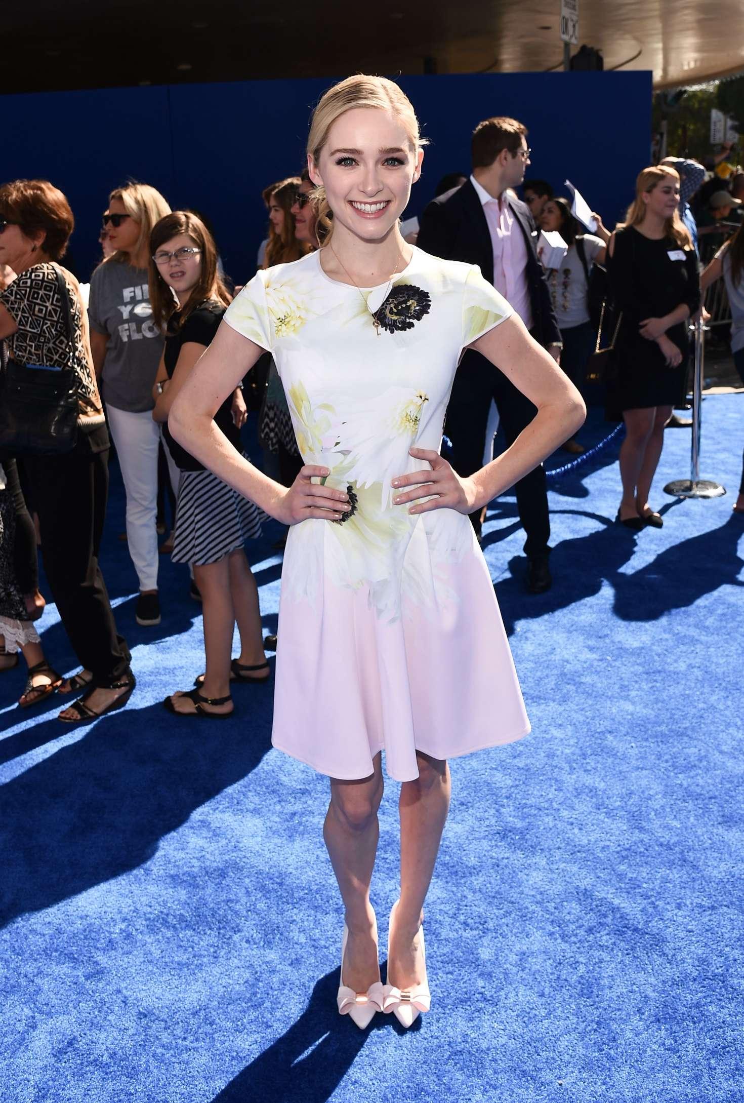 Greer Grammer - 'Storks' Premiere in Los Angeles