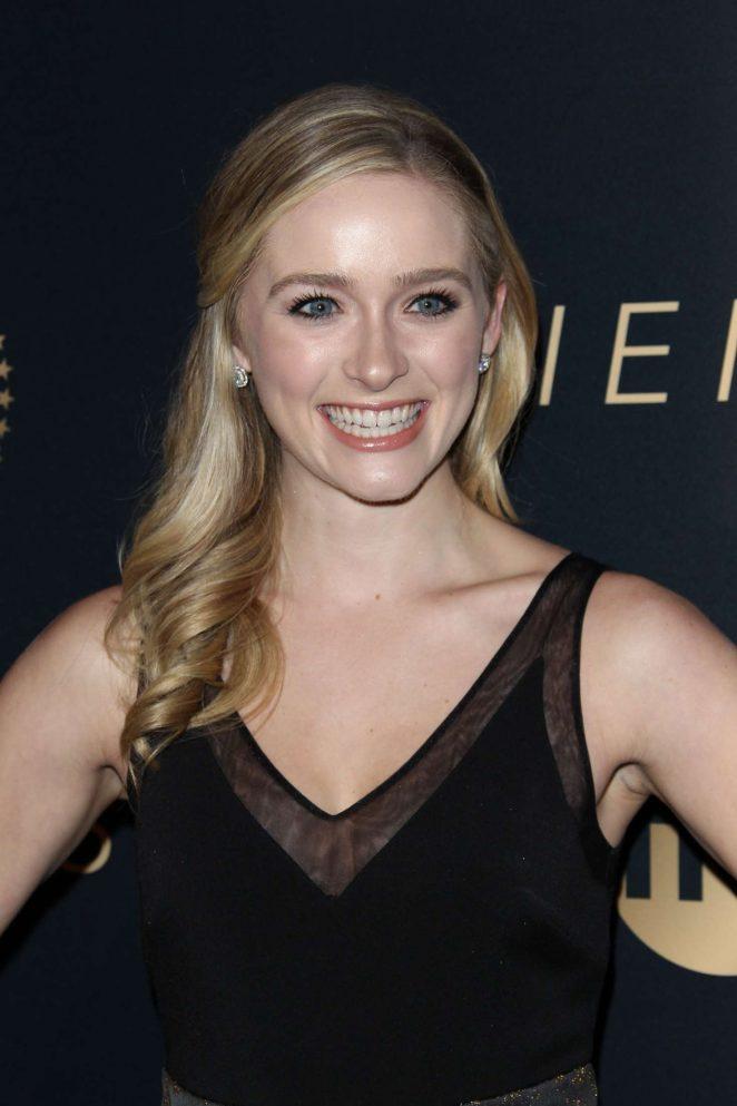 Greer Grammer - TNT's 'The Alienist' Premiere in Los Angeles