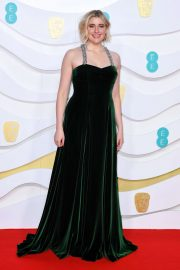 Greta Gerwig - 2020 British Academy Film Awards in London