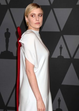 Greta Gerwig - 9th Annual Governors Awards in Hollywood