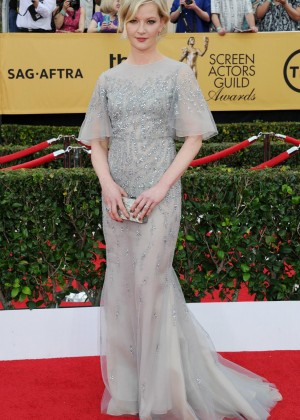 Gretchen Mol - 2015 Screen Actors Guild Awards in LA