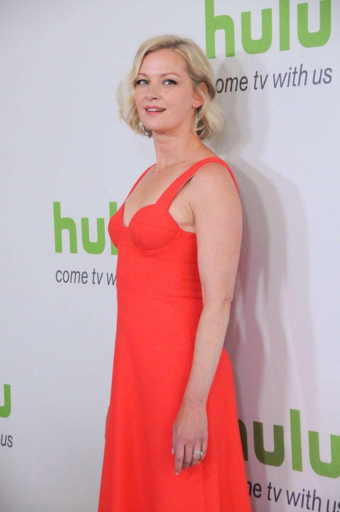 Gretchen Mol: Hulu Summer TCA 2016 -19