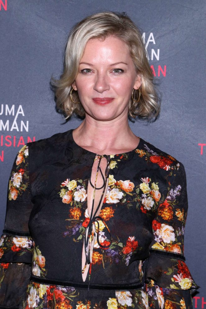 Gretchen Mol – Opening night for 'The Parisian Woman' in NY