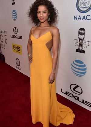 Gugu Mbatha-Raw - 2016 NAACP Image Awards in Pasadena