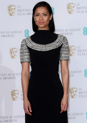 Gugu Mbatha-Raw - 2018 BAFTA Awards in London