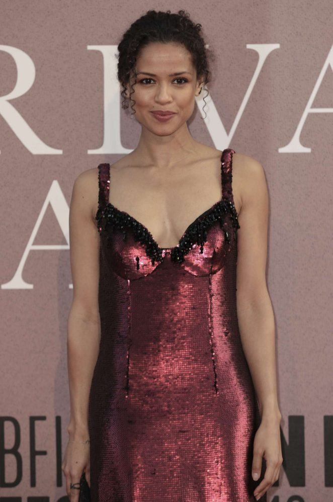 Gugu Mbatha-Raw – 'A Private War' Premiere at 2018 BFI London Film Festival