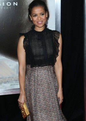 Gugu Mbatha-Raw - 'Concussion' Premiere in New York City