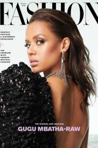 Gugu Mbatha-Raw - Fashion Magazine Winter 2020