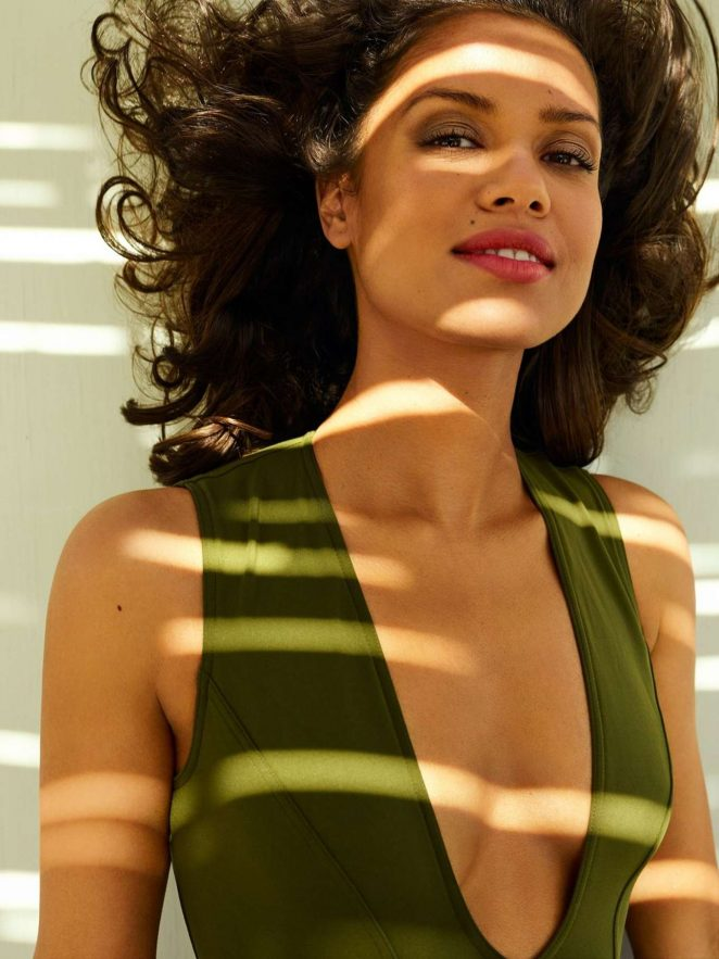 Gugu Mbatha-Raw - GQ Magazine (March 2017)