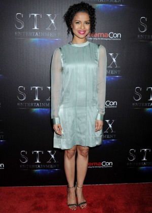 Gugu Mbatha-Raw - 'The State of the Industry: Past, Present and Future' at CinemaCon 2016 in Las Vegas