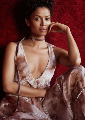 Gugu Mbatha-Raw - Town & Country Magazine (March 2015)