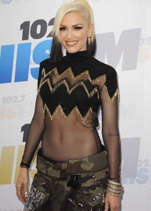 Gwen Stefani - 102.7 KIIS FM's 2016 Wango Tango in Los Angeles