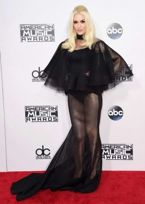 Gwen Stefani - 2015 AMA American Music Awards in Los Angeles
