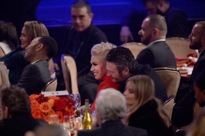 Gwen Stefani: 2016 Pre Grammy Gala and Salute -03