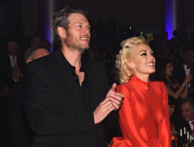 Gwen Stefani: 2016 Pre Grammy Gala and Salute -11