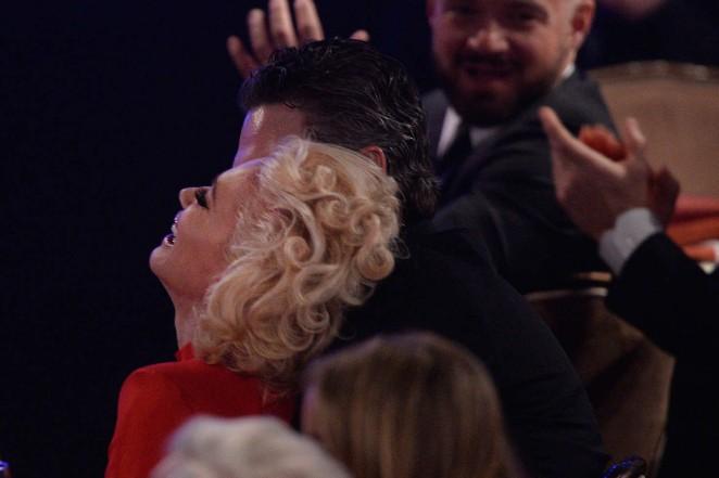 Gwen Stefani: 2016 Pre Grammy Gala and Salute -14