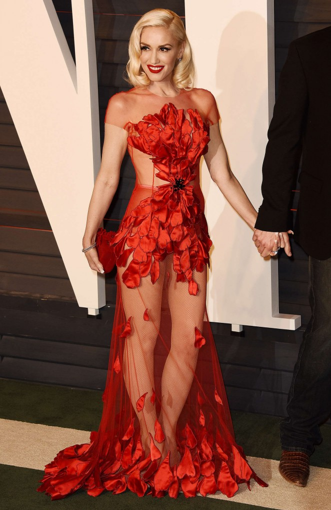 Gwen Stefani – 2016 Vanity Fair Oscar Party in Beverly Hills