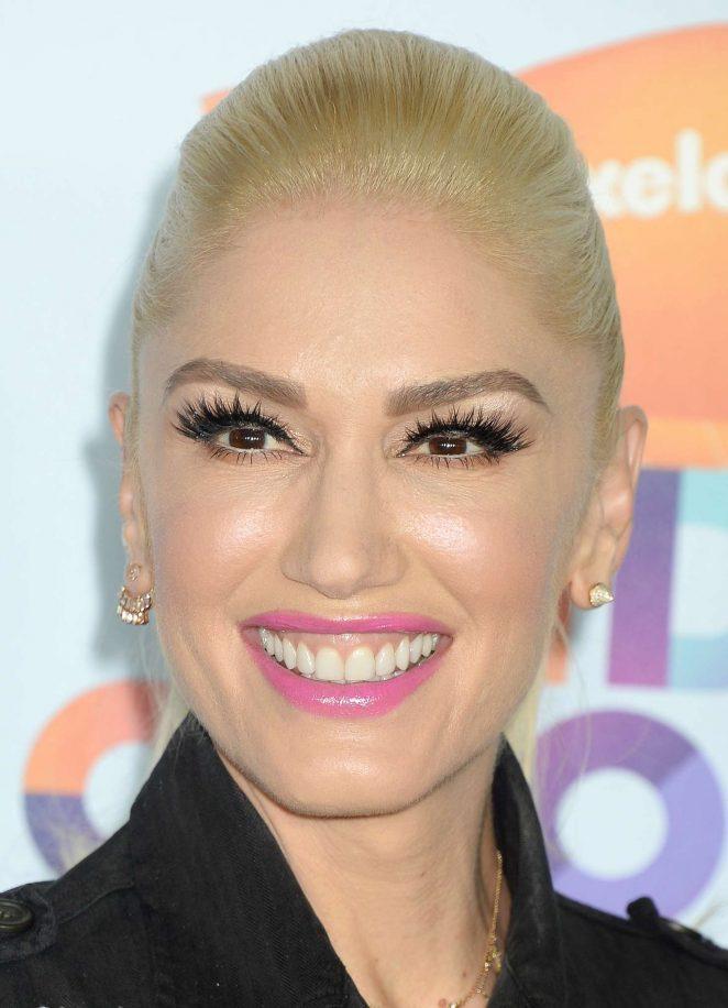 Gwen Stefani: 2017 Nickelodeon Kids Choice Awards -03 ...