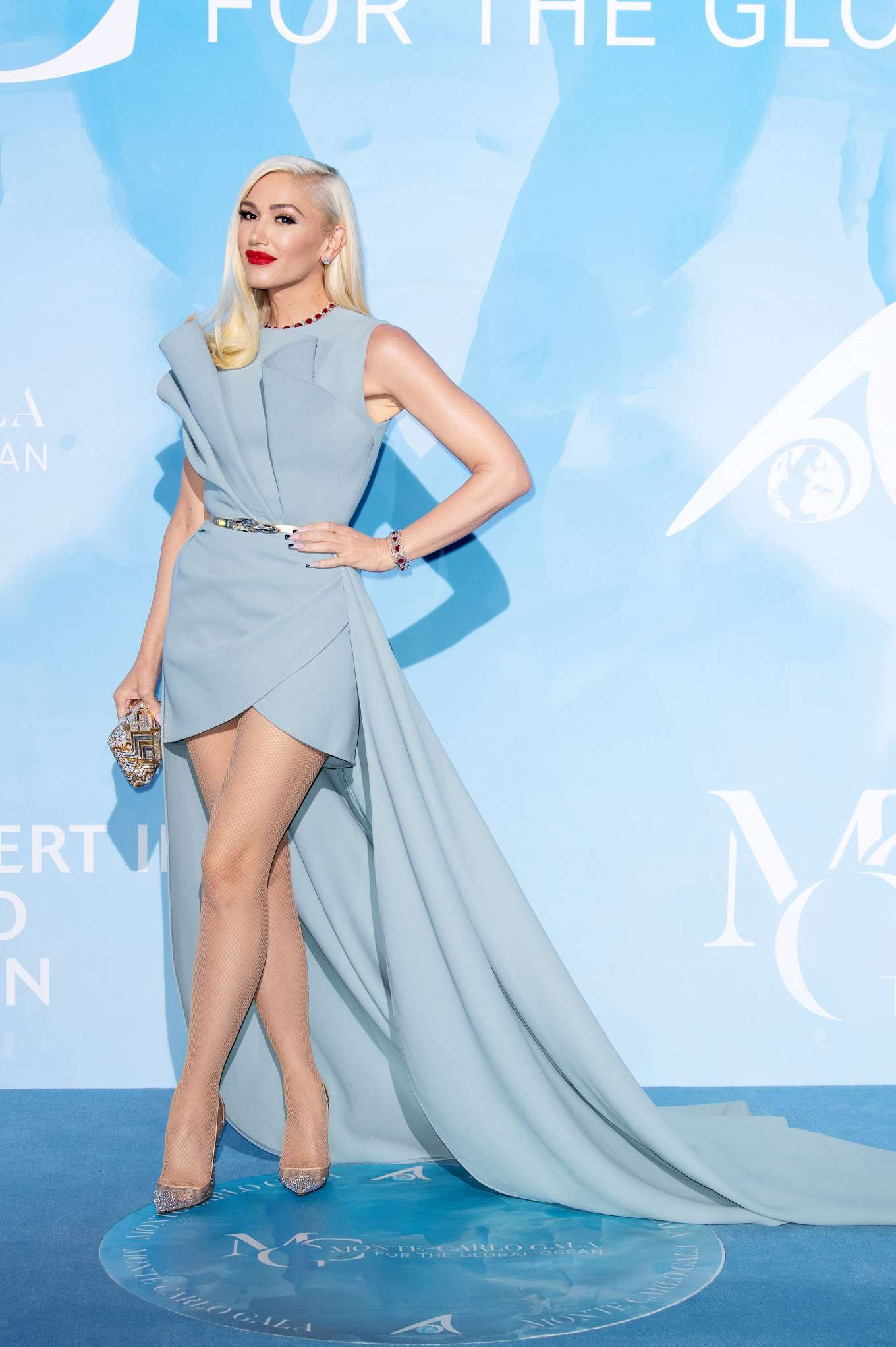 Gwen Stefani - 2019 Gala for the Global Ocean in Monte-Carlo
