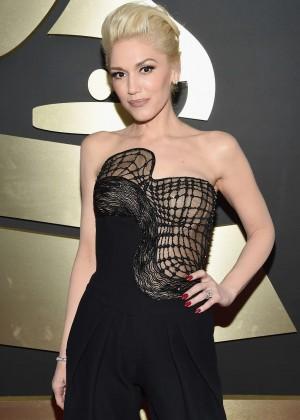 Gwen Stefani - GRAMMY Awards 2015 in Los Angeles