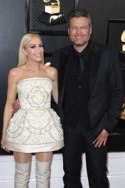 Gwen Stefani - 2020 Grammy Awards in Los Angeles