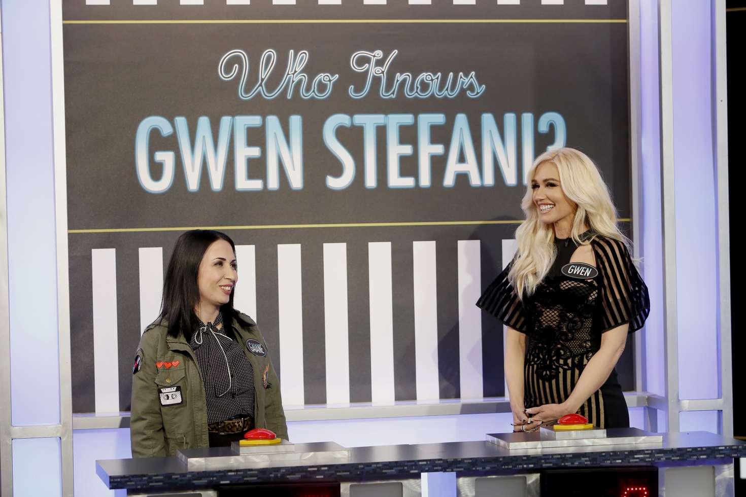 Gwen Stefani 2018 : Gwen Stefani at Jimmy Kimmel Live -01