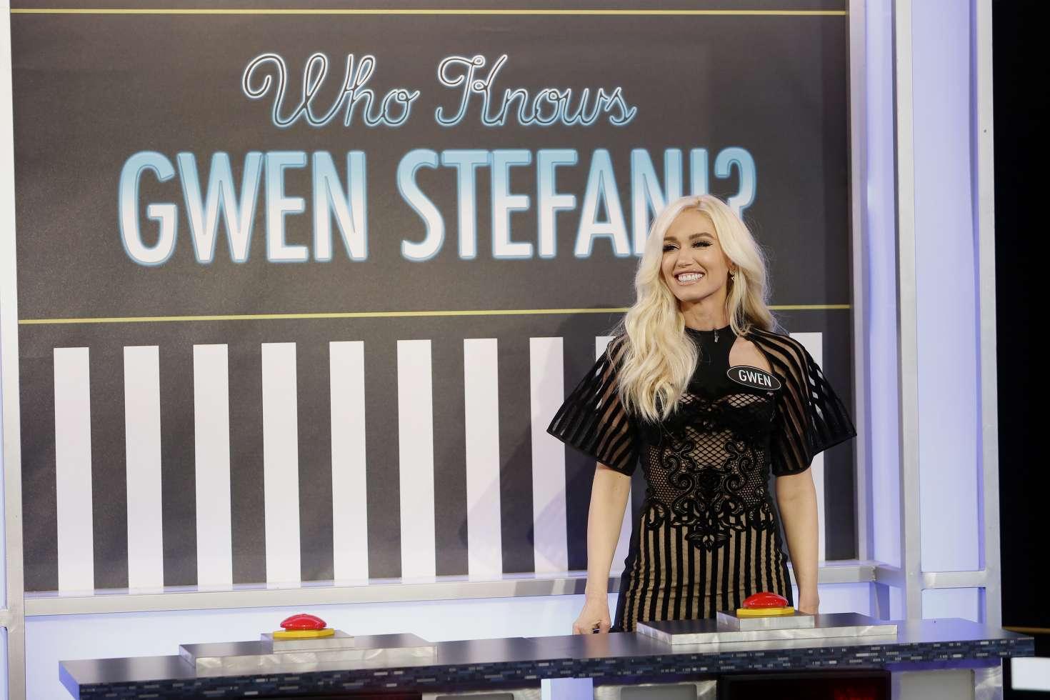 Gwen Stefani 2018 : Gwen Stefani at Jimmy Kimmel Live -03