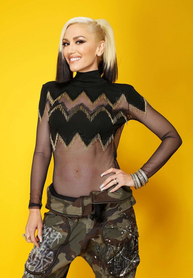 Gwen Stefani: Backstage Portrait Studio at 102 7 KIIS FMs 2016 Wang Tango Concert -02