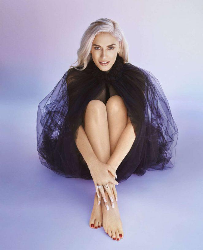 Gwen Stefani - Harper's Bazaar US Magazine (August 2016)
