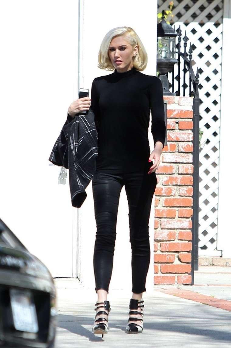 Gwen Stefani in Tight ... Gwen Stefani Pregnant