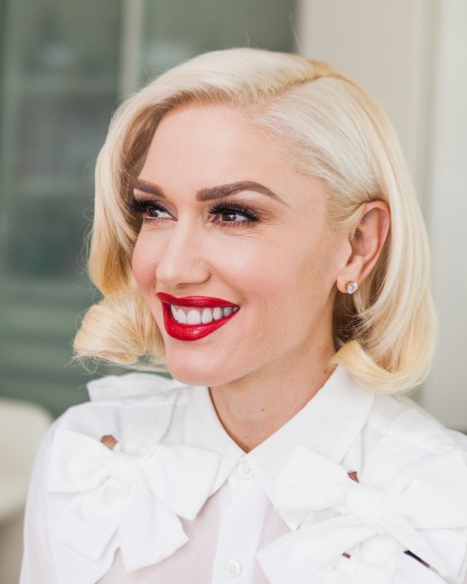 Gwen Stefani - New York Times Photoshoot (March 2016)